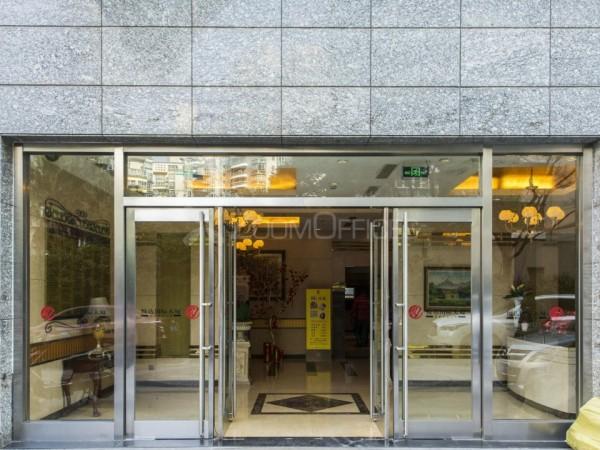 悦达国际大厦-高档办公室低价出租