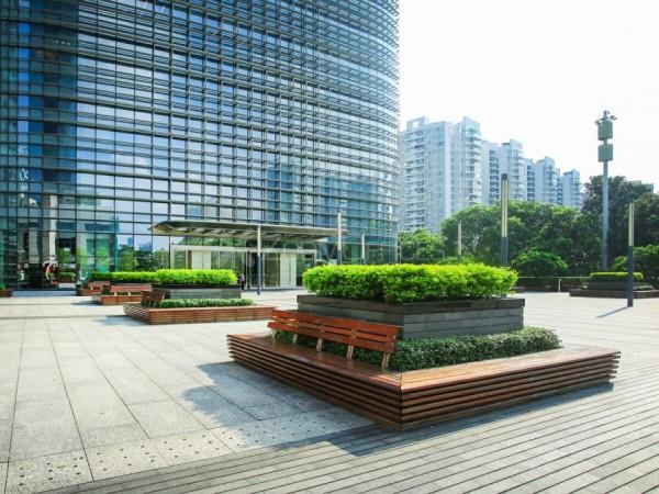 中洲控股金融中心-高档办公室租赁