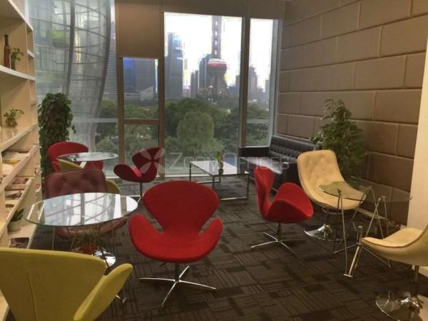 新华保险大厦-工位出租