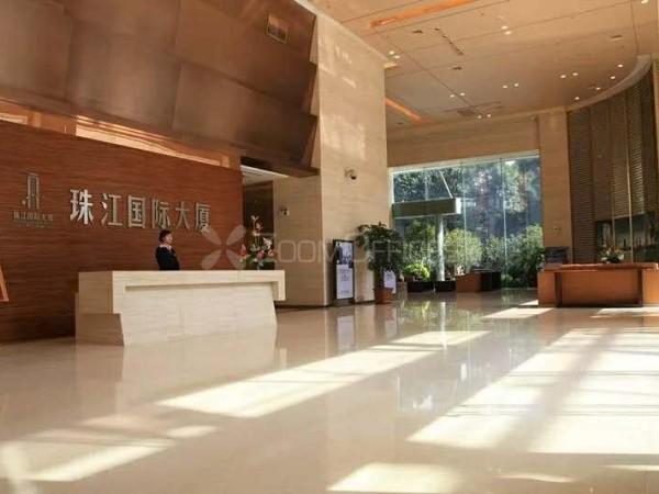 珠江国际大厦-短租办公室