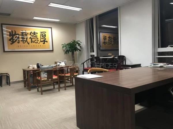 保利中心-租办公室