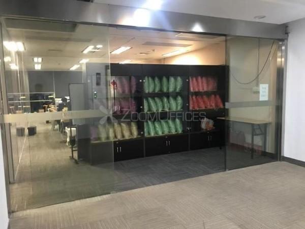 保利中心-办公空间出租
