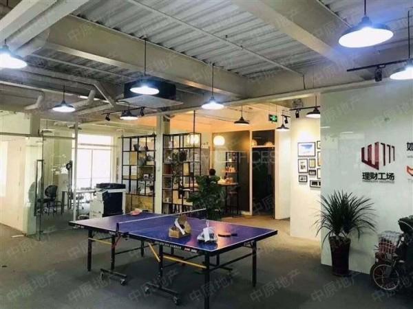 东郞电影创意产业园-办公工位租赁