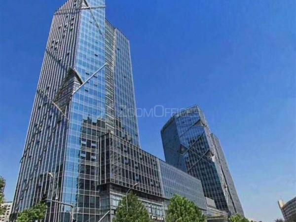 东方梅地亚中心-联合办公空间