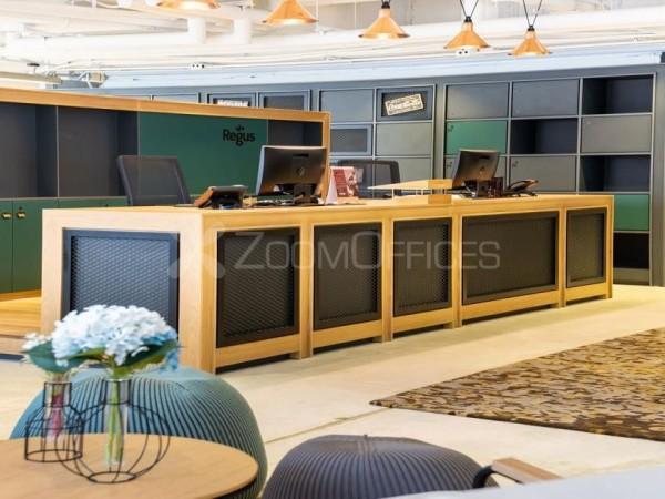 工业贸易署大楼-租办公室