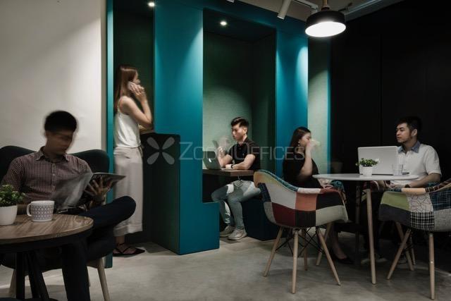 香港工业大厦-联合办公空间