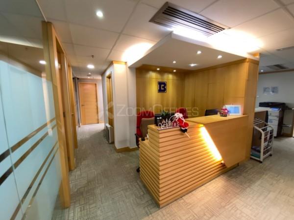 尖沙咀中心-办公室租赁
