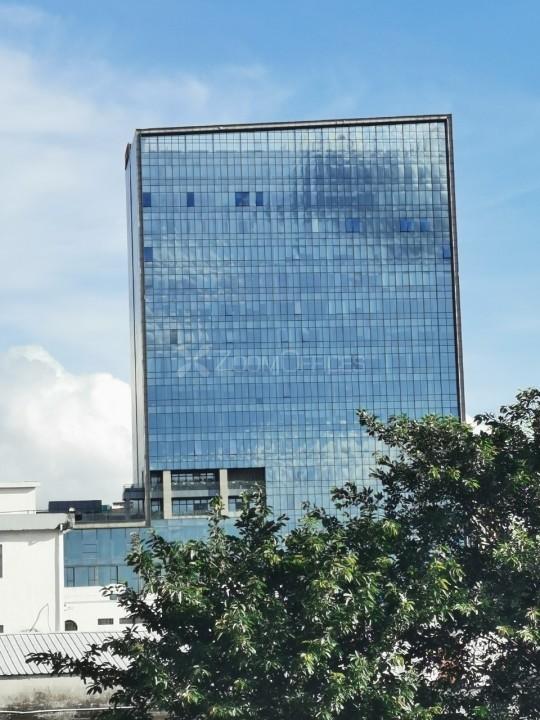 观澜湖国际大厦-高档办公室低价出租