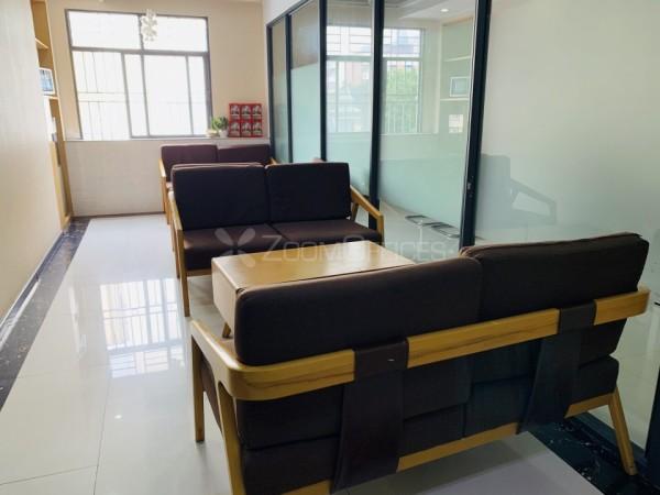上步工业区205栋-短租办公室