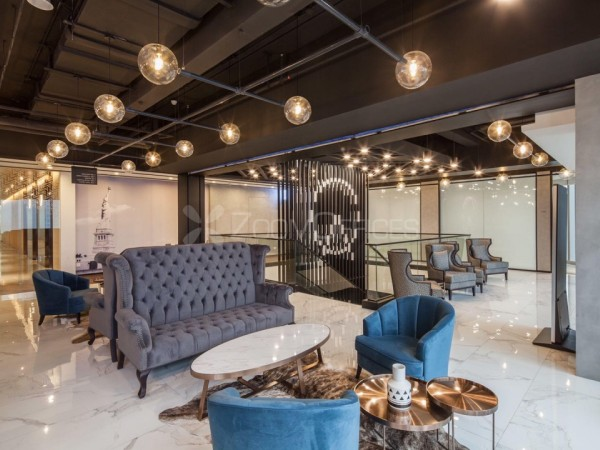平安金融中心-优质办公室租赁