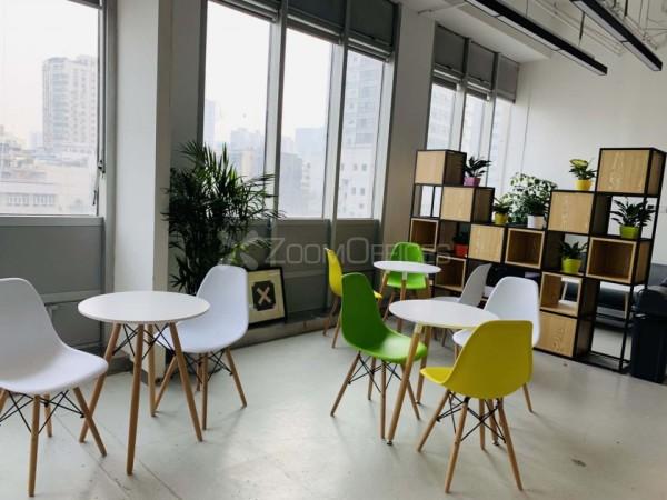 四川日报大厦-共享办公室