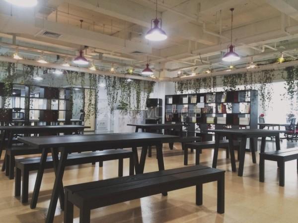 菁蓉国际广场-办公空间